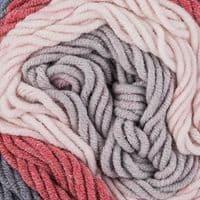Caron Cotton Cakes Aran Knitting/Crochet Wool Yarn 100g - 49007 Maritimes